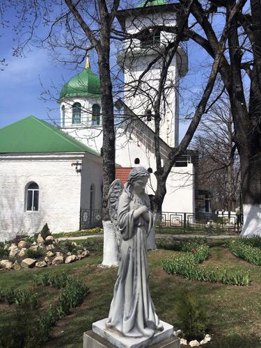 Свято-Михайловская Афонская Пустынь