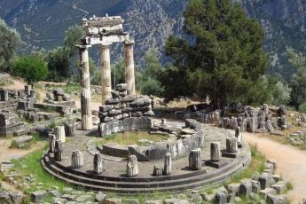 18-27 октября 2019 — состоится семинар школы Синергия и путешествие по святым местам Греции: Метеоры, Корфу