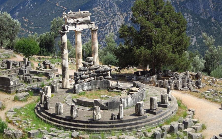 Семинар школы Синергия и путешествие по святым местам Греции: Метеоры, Корфу