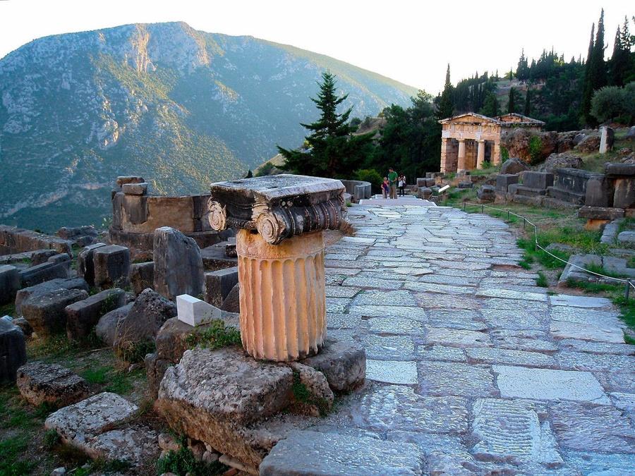 Путешествие по святым местам Греции – Метеоры, Корфу