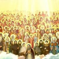 Энергии святых