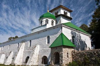 Свято-Михайловская Афонская Пустынь <br />в горной Адыгее