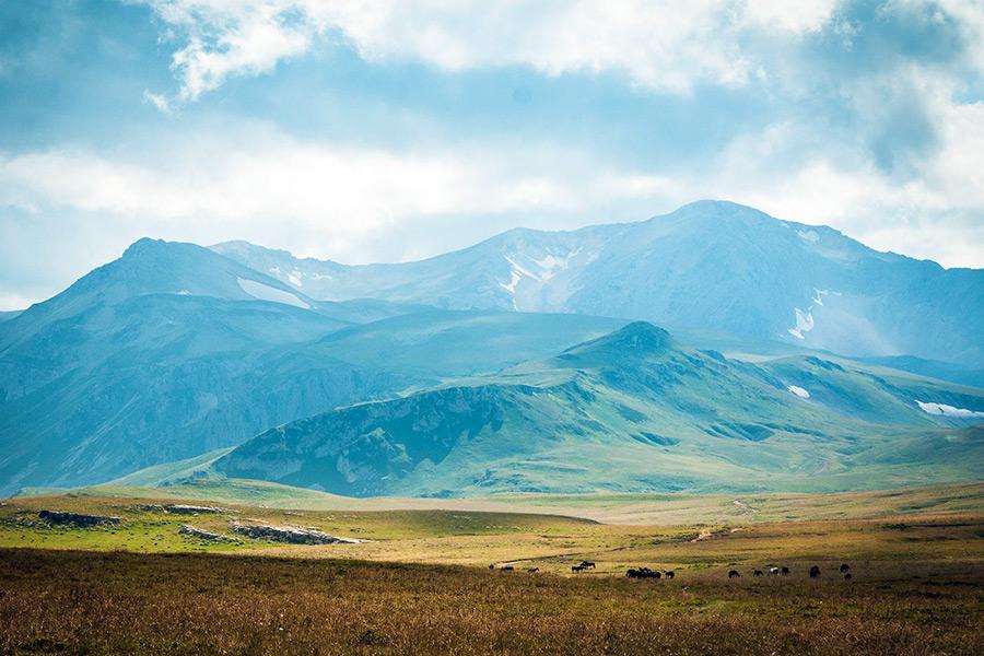 Горная Адыгея - вечность и горы