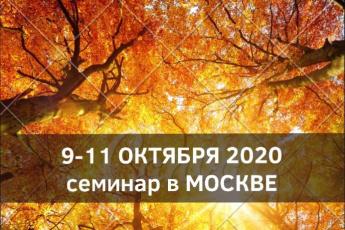 9-11 октября состоится семинар Дмитрия Воеводина в Москве «Синергия. Преображение»